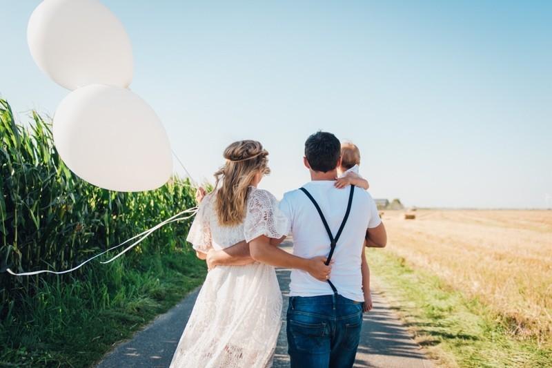 Porträtfotografie  Engagement Shooting vor der Hochzeit