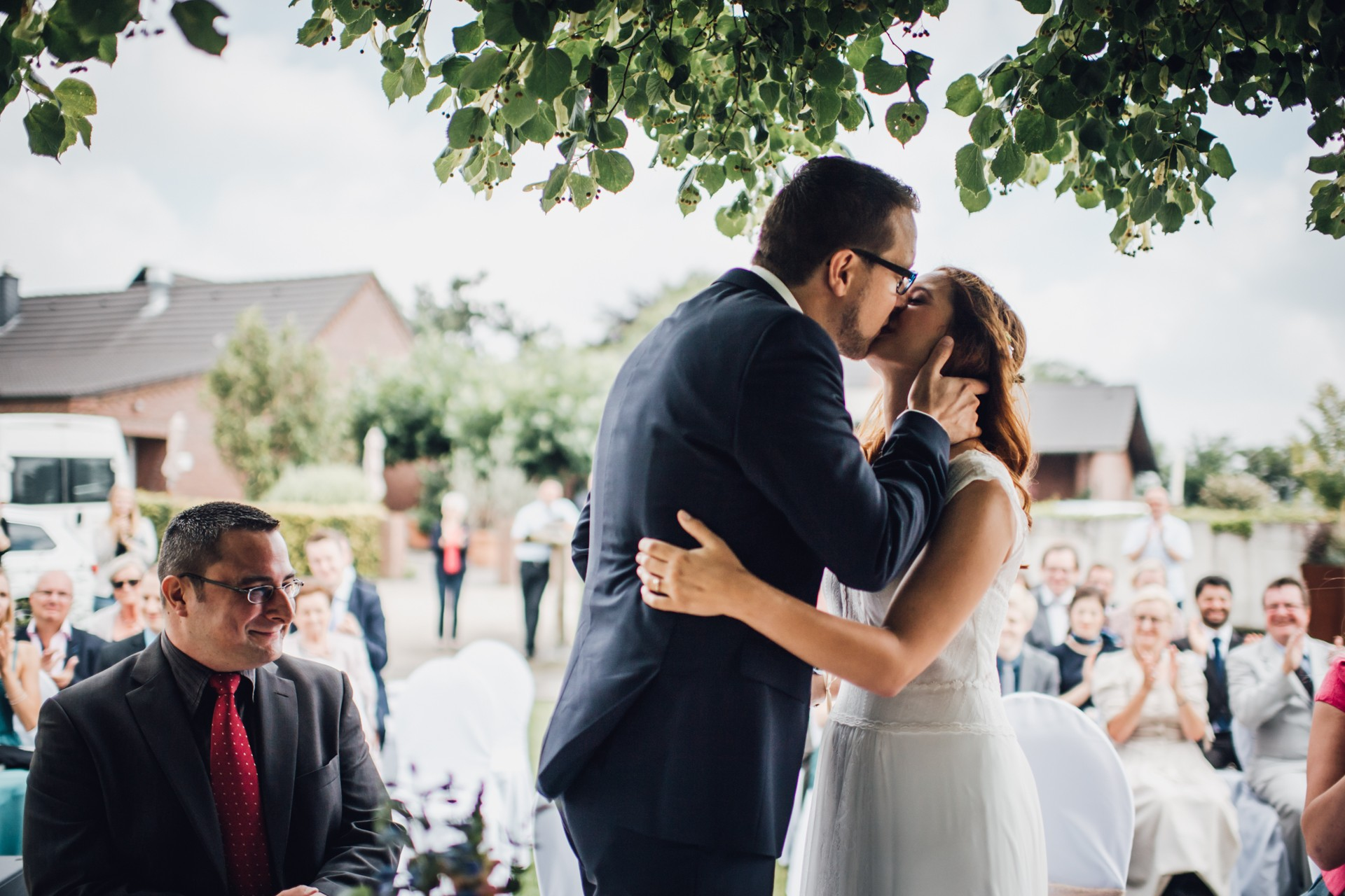 Hochzeit  Hochzeit im Landhaus Gietmann: Annika und Andi