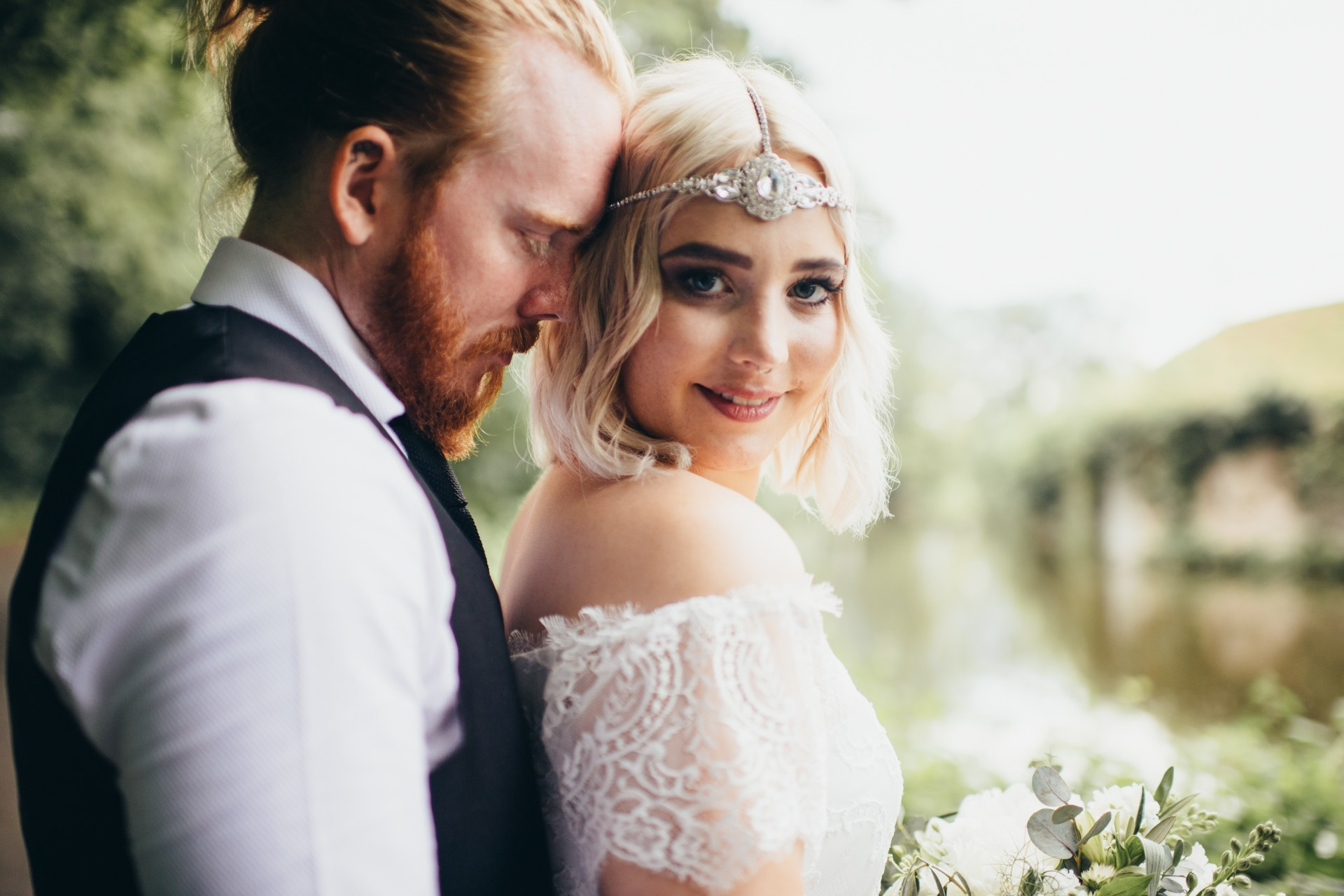 Hochzeit  Hochzeit in der Blumenhalle Jülich: Lina & Timo